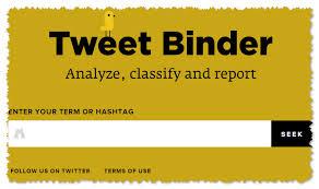 tweetbinder